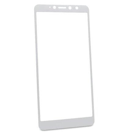 Tvrdené sklo 5D Glass Xiaomi Redmi S2 celotvárové - biele (full glue)