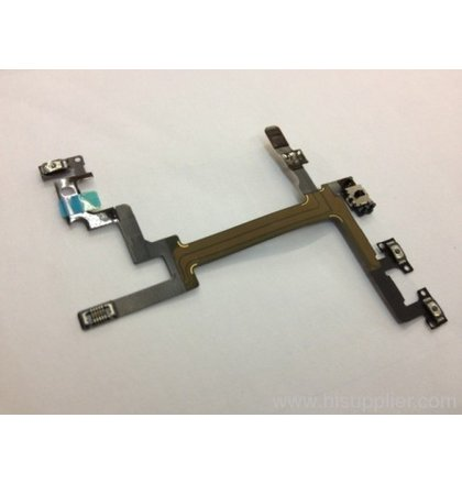 iPhone 5 On/Off Switch Flex Kabel vč. Mute