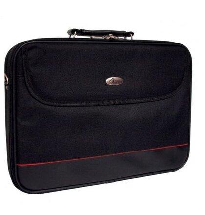 """Taska na notebook 17"""" čierna AB-87"""