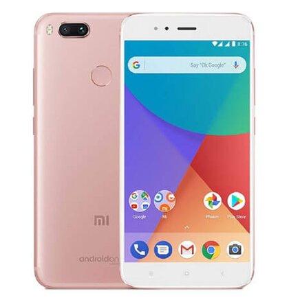 Xiaomi Mi A1 4GB/64GB Global Dual SIM, Ružovo-zlatý