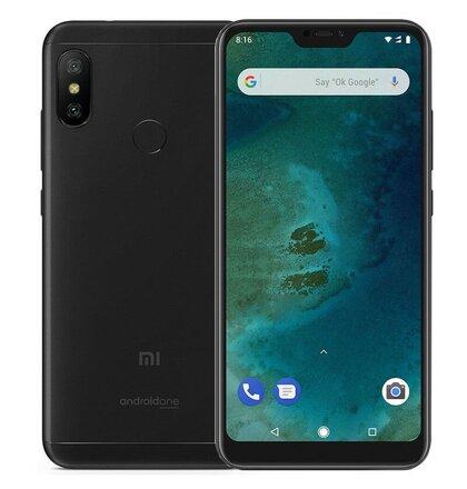 Xiaomi Mi A2 Lite 3GB/32GB Dual SIM, Čierny - SK distribúcia