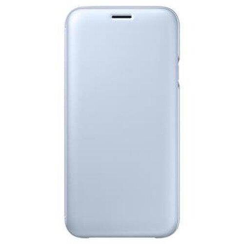 EF-WJ530CLE Samsung Folio Pouzdro Blue pro Galaxy J5 2017 (Pošk. Blister)