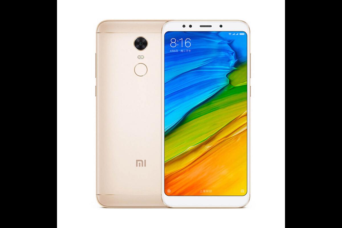 967bc185e8a1e Xiaomi Redmi 5 Plus 3GB/32GB Dual SIM, Zlatý. zľava -17 %. skryto eol.  doprava zdarma