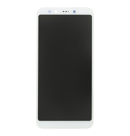 LCD Display + Dotyková Deska + Přední Kryt pro Xiaomi Mi A2 White