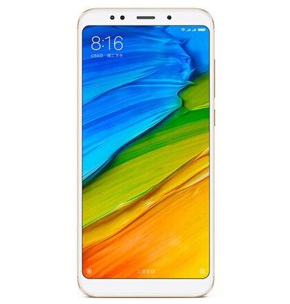 Xiaomi Redmi 5 Plus 3GB/32GB Dual SIM, Zlatý
