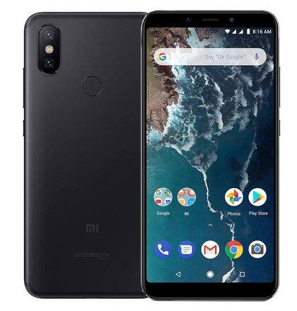 Xiaomi Mi A2 6GB/128GB Global Dual SIM, Čierny - SK distribúcia