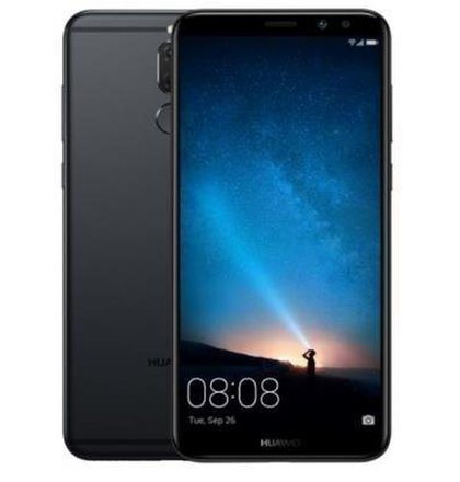 Huawei Mate 10 Lite Single SIM Graphite Black - Trieda B