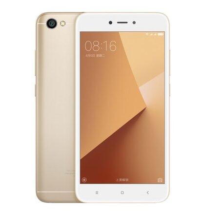 Xiaomi Redmi Note 5A 2GB/16GB Global Dual SIM, Zlatý - porušené balenie