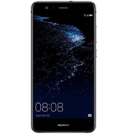 Huawei P10 Lite Single SIM Midnight Black -  Trieda  B