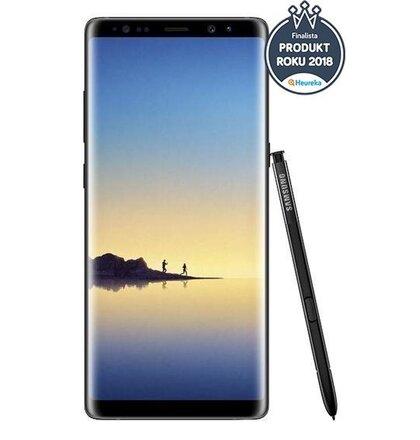 Samsung Galaxy Note 8 N950F 64GB Dual SIM Midnight Black - Trieda B