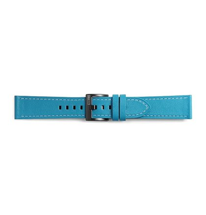GP-R600BREEBAB Samsung Gear Sport Classic Leather Strap Blue (EU Blister)
