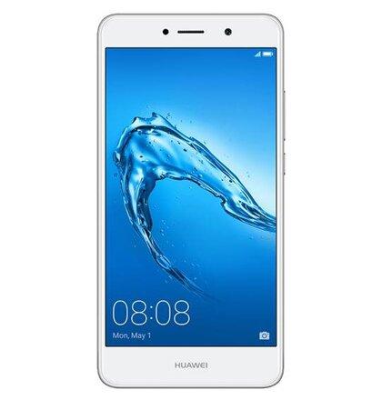Huawei Y7 Dual SIM Strieborný - Trieda C