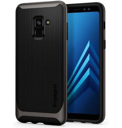 Puzdro Spigen Neo Hybrid Samsung Galaxy A8 A530 - gunmetal