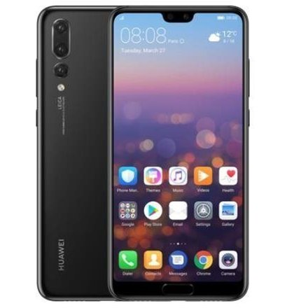 Huawei P20 Pro 6GB/128GB Dual SIM Čierny - Trieda A