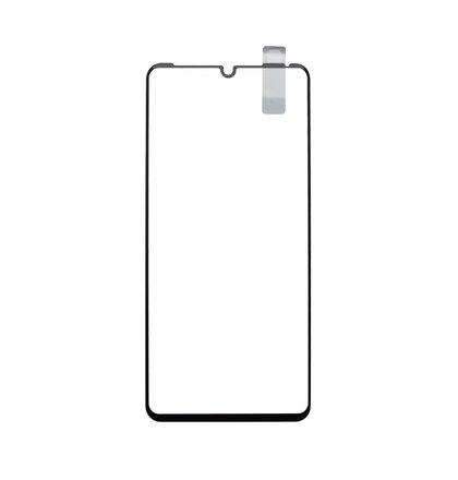 Ochranné Q sklo Huawei P30 Pro čierne, 3D fullcover