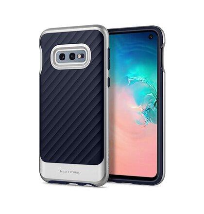 Puzdro Spigen Neo Hybrid Samsung Galaxy S10e G970 - silver