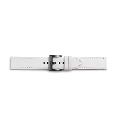 GP-R600BREEBAC Samsung Gear Sport Classic Leather Strap White (EU Blister)
