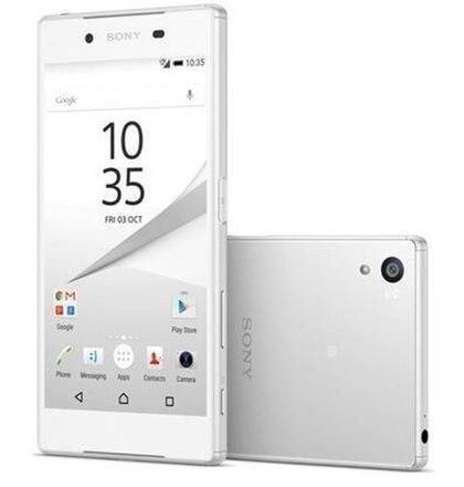 Sony Xperia Z5 Biely - Trieda A