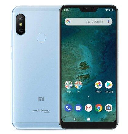 Xiaomi Mi A2 Lite 3GB/32GB Dual SIM, Modrý - SK distribúcia