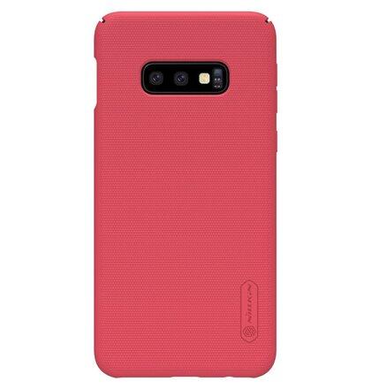 Nillkin Super Frosted Zadní Kryt Red pro Samsung Galaxy S10e