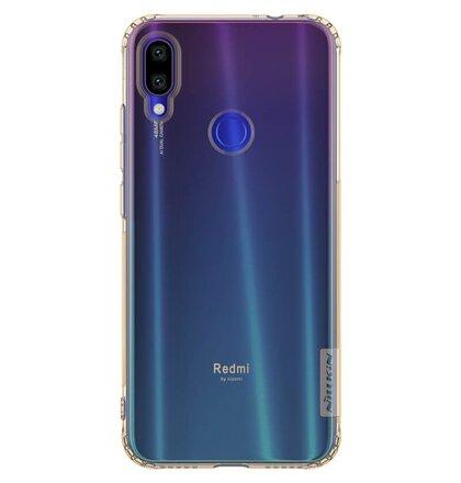 Nillkin Nature TPU Pouzdro Tawny pro Xiaomi Redmi Note 7