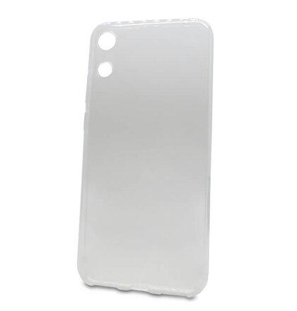Puzdro Ultratenké 0,3mm TPU Huawei Y6 2019 (no fingerprint) - transparentné