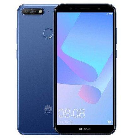 Huawei Y6 Prime 2018 3GB/32GB Dual SIM Modrý
