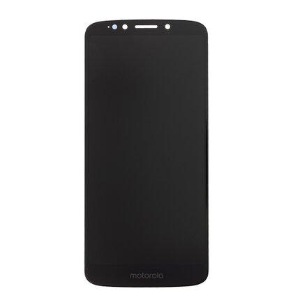 Motorola E5 LCD Display + Dotyková Deska Black