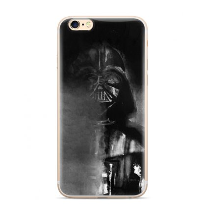 Star Wars Darth Vader 004 Kryt pro iPhone X Black
