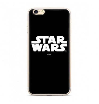 Star Wars 001 Kryt pro iPhone X Black