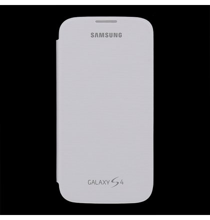 EF-FI950ANIMALS Samsung Flip Pouzdro pro i9505 Galaxy S4 White Animals (EU Blister)