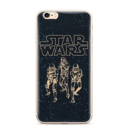 Star Wars 005 Kryt pro iPhone XS Dark Blue