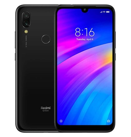 Xiaomi Redmi 7 3GB/32GB Dual SIM, Čierny - SK distribúcia