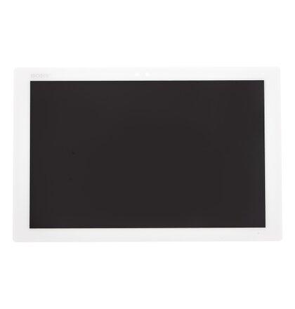 LCD Display + Dotyková Deska Sony Xperia Tablet Z4 Wifi White