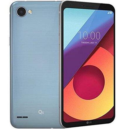 LG Q6 M700a 32GB Single SIM Platinum