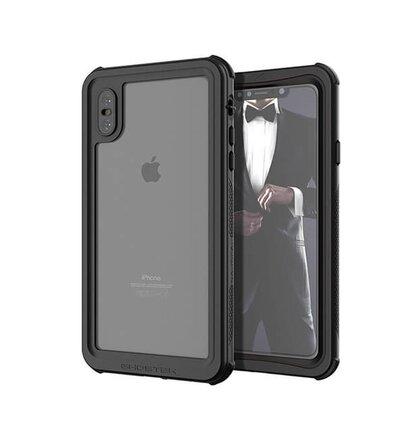 Puzdro Waterproof  Ghostek Nautical 2 Apple iPhone Xs Max - čierne