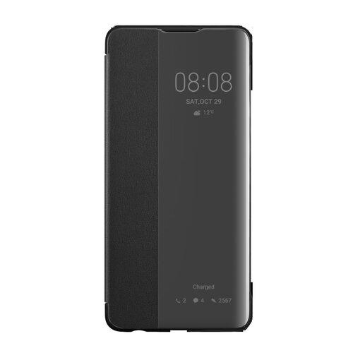 Huawei Original Smart S-View Puzdro Huawei P30 (EU Blister) - čierne