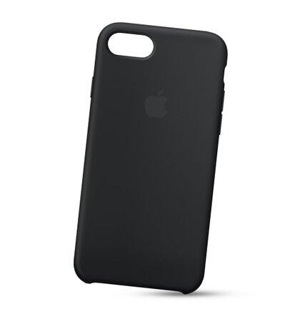 Puzdro Original  Apple MMW82FE iPhone 7/8 TPU silicone - black (blister)