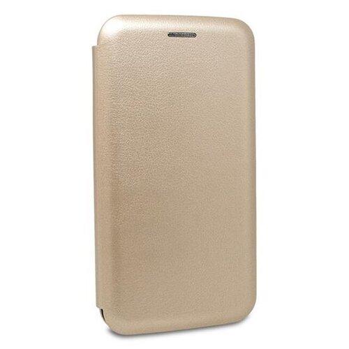Puzdro Elegance Book Samsung Galaxy S10+ G975 - zlaté