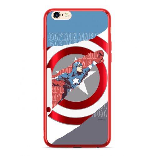 MARVEL Captain America 013 Zadní Kryt pro Huawei P20 Lite Red