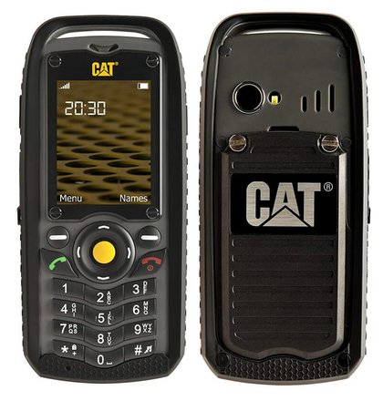Caterpillar CAT B25 - SK distribúcia