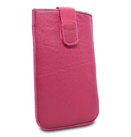 Puzdro Uni Koža, SK výroba veľkosť 13 - ružové