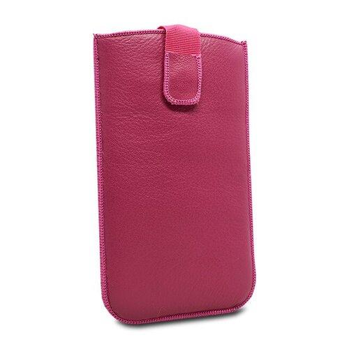 Puzdro Uni Koža, sk výroba veľkosť 24 - ružové