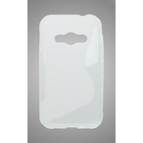 Gumené puzdro S-Line Samsung Galaxy Xcover 3 G388/G389, transparentné