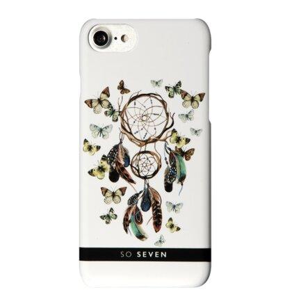 SoSeven Rubber Boho Pattern Attrape Reve Kryt pro iPhone 6/6S/7/8 (EU Blister)