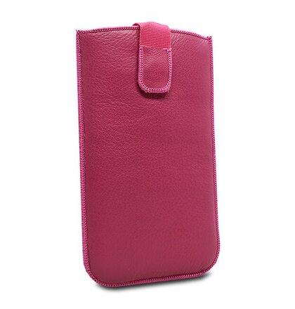 Puzdro Uni Koža, sk výroba veľkosť 28 - ružové