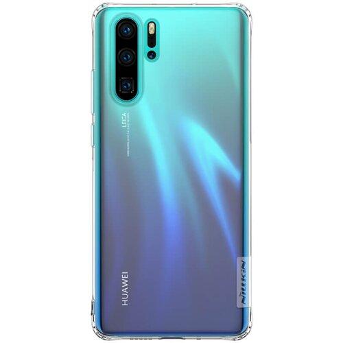 Nillkin Nature TPU Pouzdro pro Huawei P30 Pro Transparent
