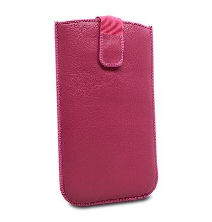 Puzdro Uni Koža, sk výroba veľkosť 31 - ružové