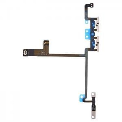 Apple iPhone X - Flex Kábel Tlačidiel Hlasitosti