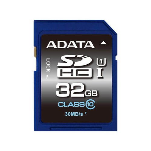SDHC karta A-DATA 32 GB Class 10 Ultra High Speed